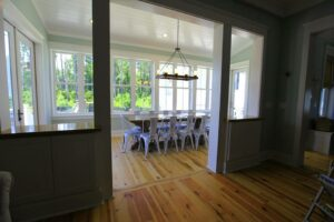 Screen Porch Conversion in Charleston, SC by home improvement specialist B. Chaney Improvements